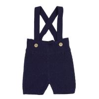 Max Baby Suspender Shorts