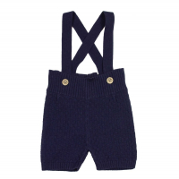 Max Baby Suspender Shorts