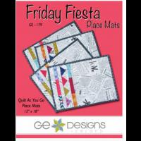 Friday Fiesta mønster - 5670