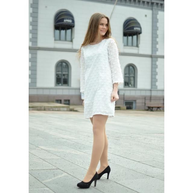 JILL DRESS WHITE