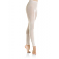 Ballett tights uten fot - sort