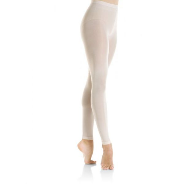 Ballett tights uten fot - sort