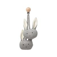 Pram toy rabbit