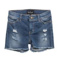 LR Blue Moon Destroyed Shorts