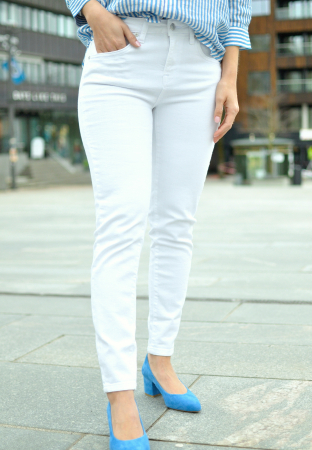 Ida Cropped Jeans
