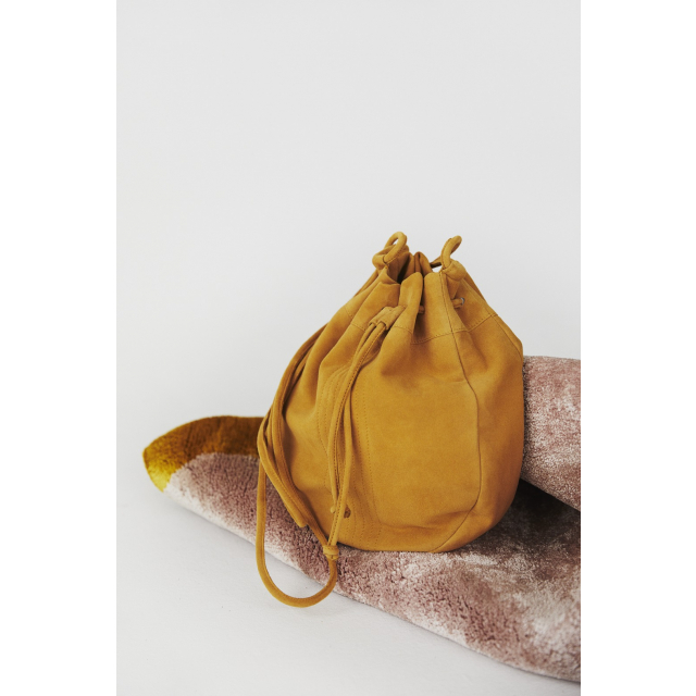 Manilla Bucket Bag