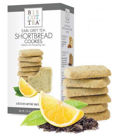 Shortbread Earl Grey