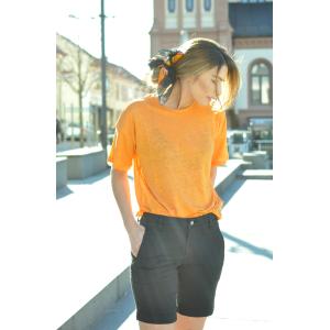 Megan mw shorts - black