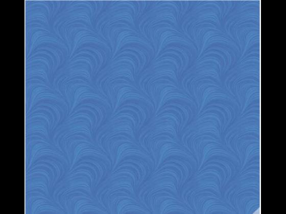Medium Blue Wave Texture