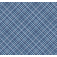 Backings Plaid Blue