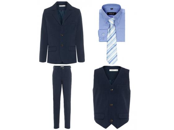 Name It dress pakke lys blå skjorte