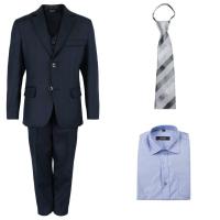 Salto Dresspakke blå