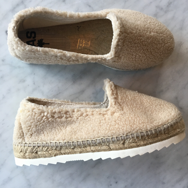 Wild Sheep Espadrilles
