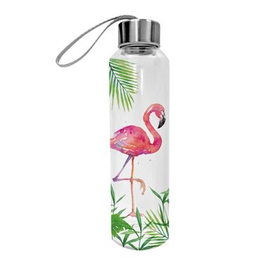 Vannflaske Flamingo