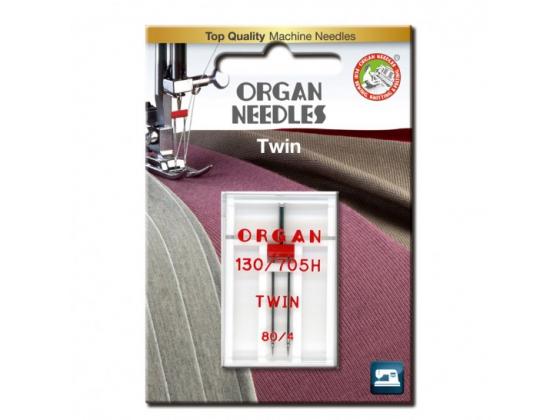 Organ Twin (tvillingnål)