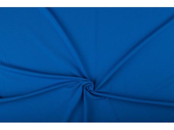 Bomullsjersey blå