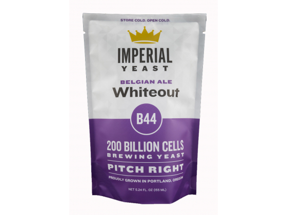 B44 Whiteout - Imperial Yeast