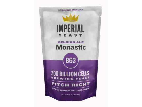 B63 Monastic - Imperial Yeast