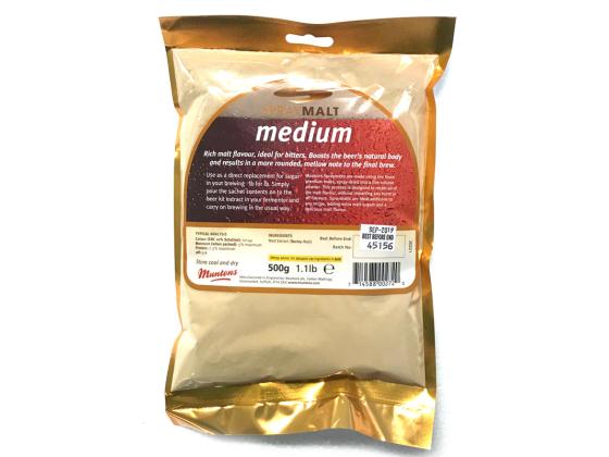 Spraymalt Medium 500g - Muntons