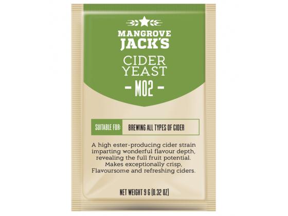 M02 Cider - Mangrove Jack's 9 gram