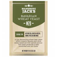 M20 Bavarian Wheat - Mangrove Jack's