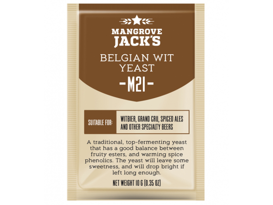 M21 Belgian Wheat - Mangrove Jack's