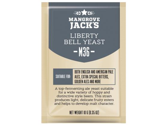 M36 Liberty Bell Yeast - Mangrove Jack's