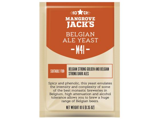 M41 Belgian Ale - Mangrove Jack's