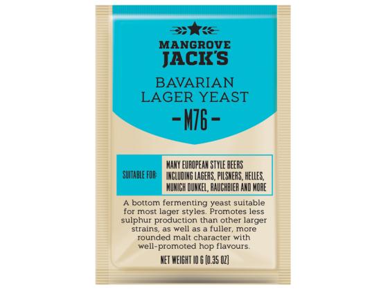 M76 Bavarian Lager - Mangrove Jack's