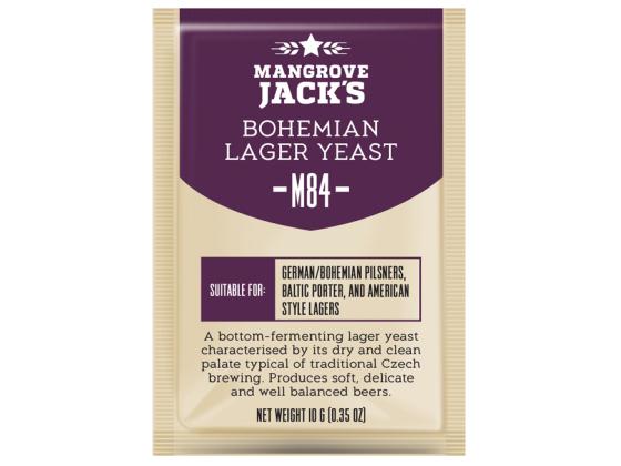 M84 Bohemian Lager - Mangrove Jack's