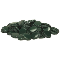 26 mm Grønne Flaskekapsler