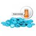 26 mm Lys blå Oksygen absorberende kapsler