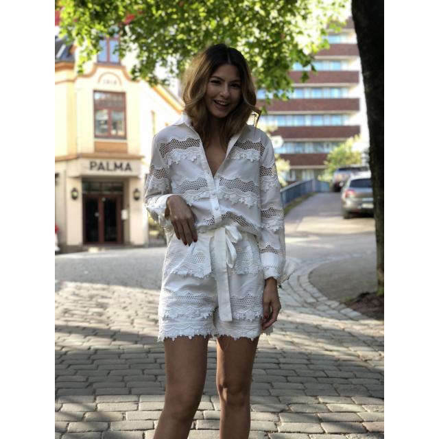 Stella Lace Shorts