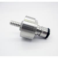 MJ Carbonation. Line Cleaning & Counter Pressure Filler Cap