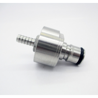Carbonation Line Cleaning & Counter Pressure Filler Cap