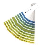 pH-papir3,8-5,5 (øl) 20 pk