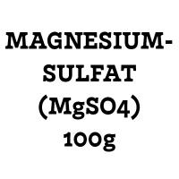 Epsom Salt - Magnesiumsulfat MgSO4 100g