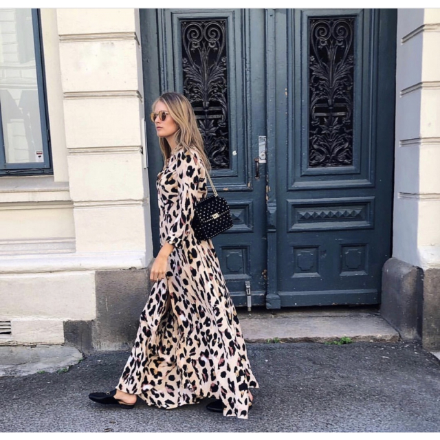 Liro Long Shirt Dress