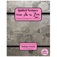 Quilted Textures From A to Zen