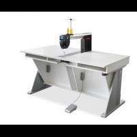 Bernina Q20 med hev og senkbare bord