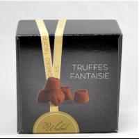 Truffes fantaisie karamel og salt