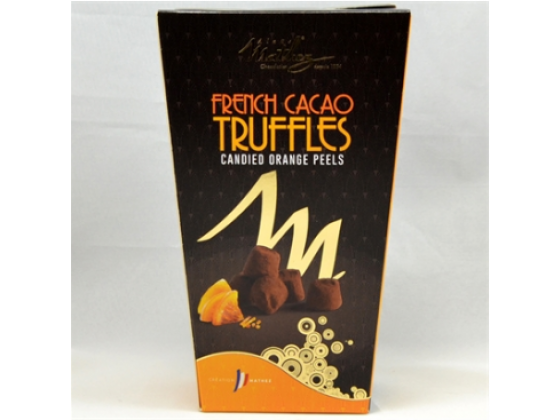 French Cacao Truffles