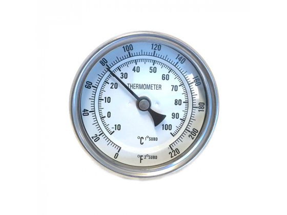 Termometer - 1/2 tom gjenger 2