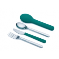 GoEat Cutlery Set Blue