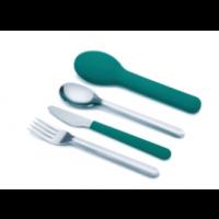 GoEat Cutlery Set Blue
