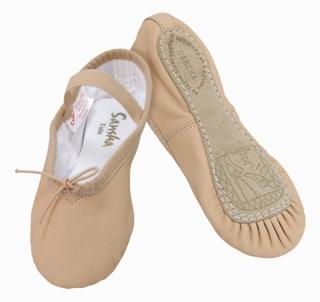 Skinn myk sko barn