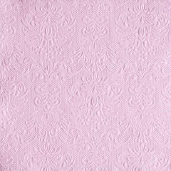 Elegance Pastel Rose serviett