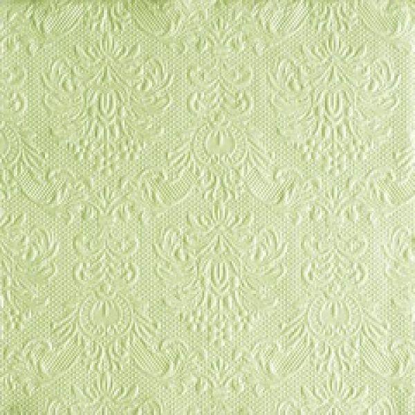 Elegance pearl green servietter