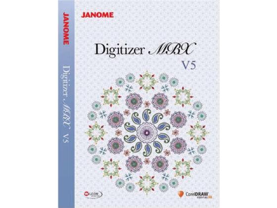 Oppgradering til Digitizer MBX 5 fra Pro/MB/MBX v4/v4.5