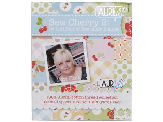 Sew Cherry 2 tråd kolleksjon